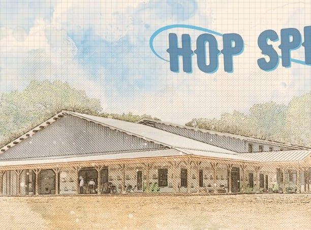 Hop Springs Taproom will open Dec. 20, 2018.