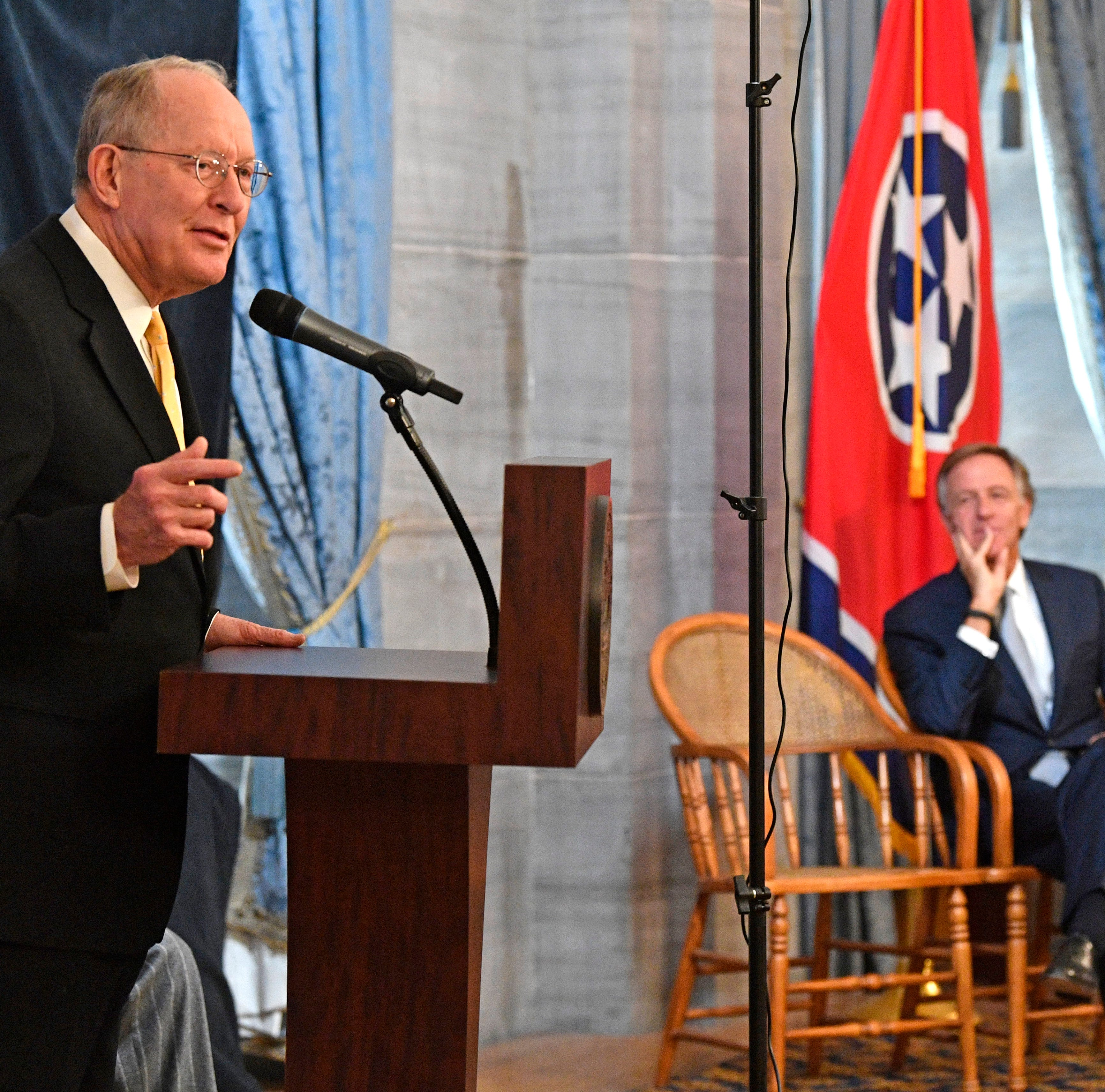 Tennessee US Sen. Lamar Alexander will not seek re-election in 2020