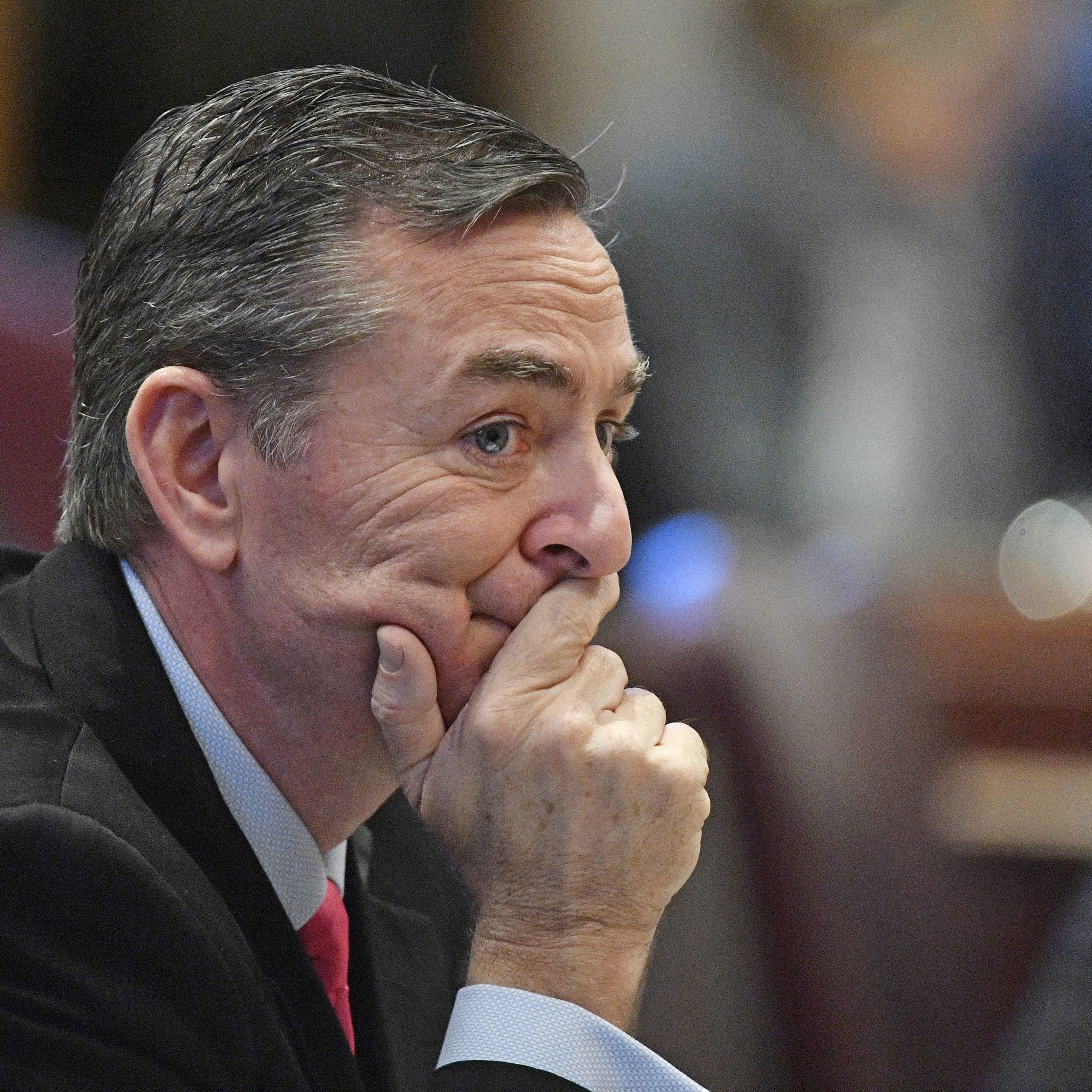 White noise machines installed in Glen Casada's office; ex-aide eavesdropped on meeting rooms