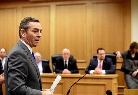 Republican members of the House on Wednesday called for Glen Casada's resignation.