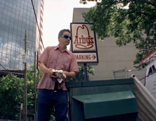 The Beastie Boys and Nas filmed a video in Nashville for 'Too Many Rappers' in 2009.
