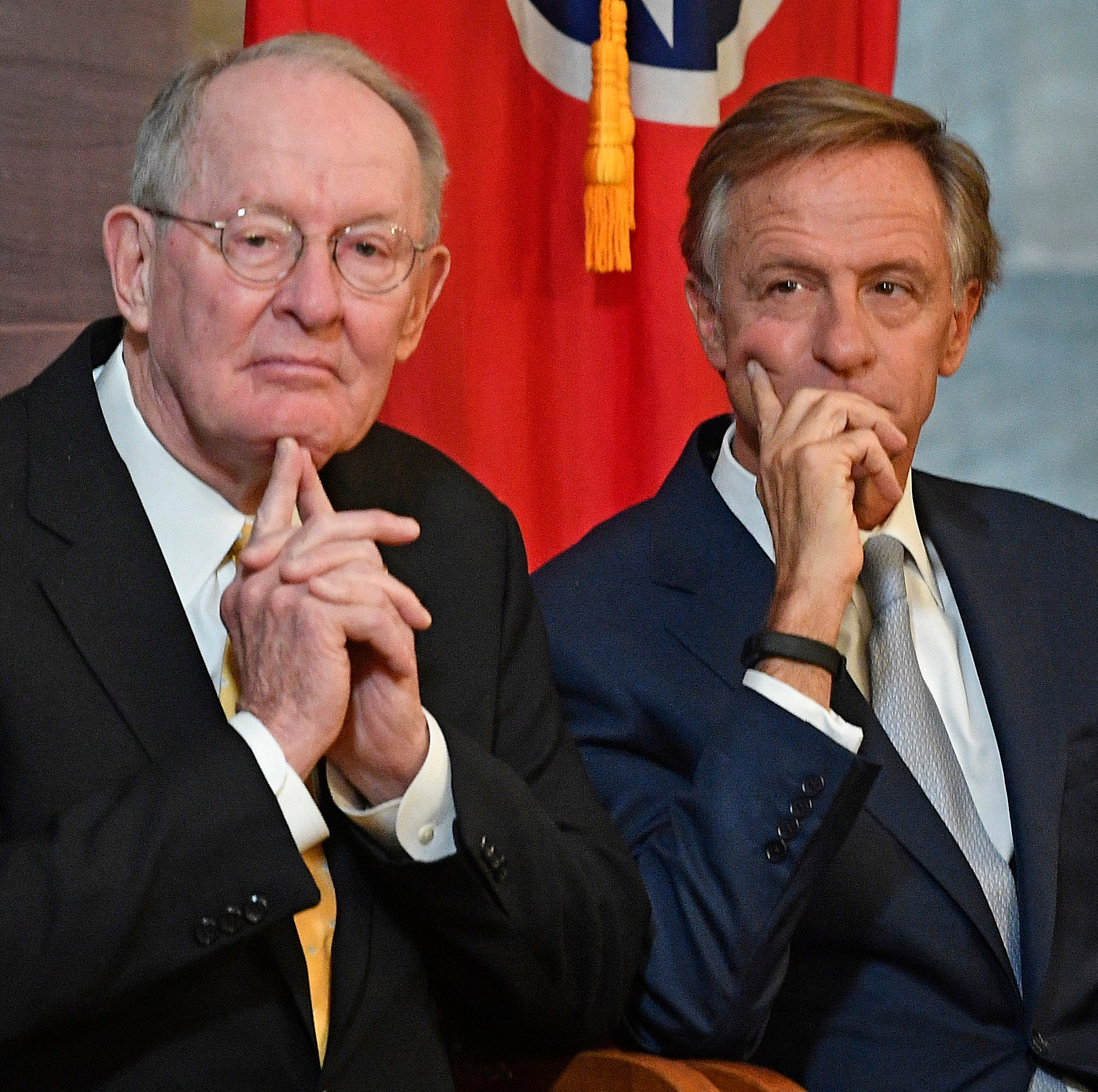 Gov. Bill Haslam considers 2020 bid for US Senate in wake of Sen. Lamar Alexander's retirement news