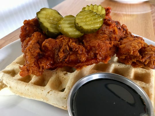 Subculture Urban Cuisine in South Nashville turns up the heat on chicken and waffles.