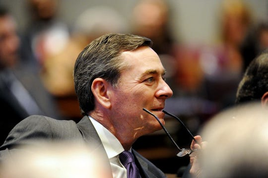 With only a 5-month tenure, Glen Casada still won't be the shortest-serving Tennessee House speaker