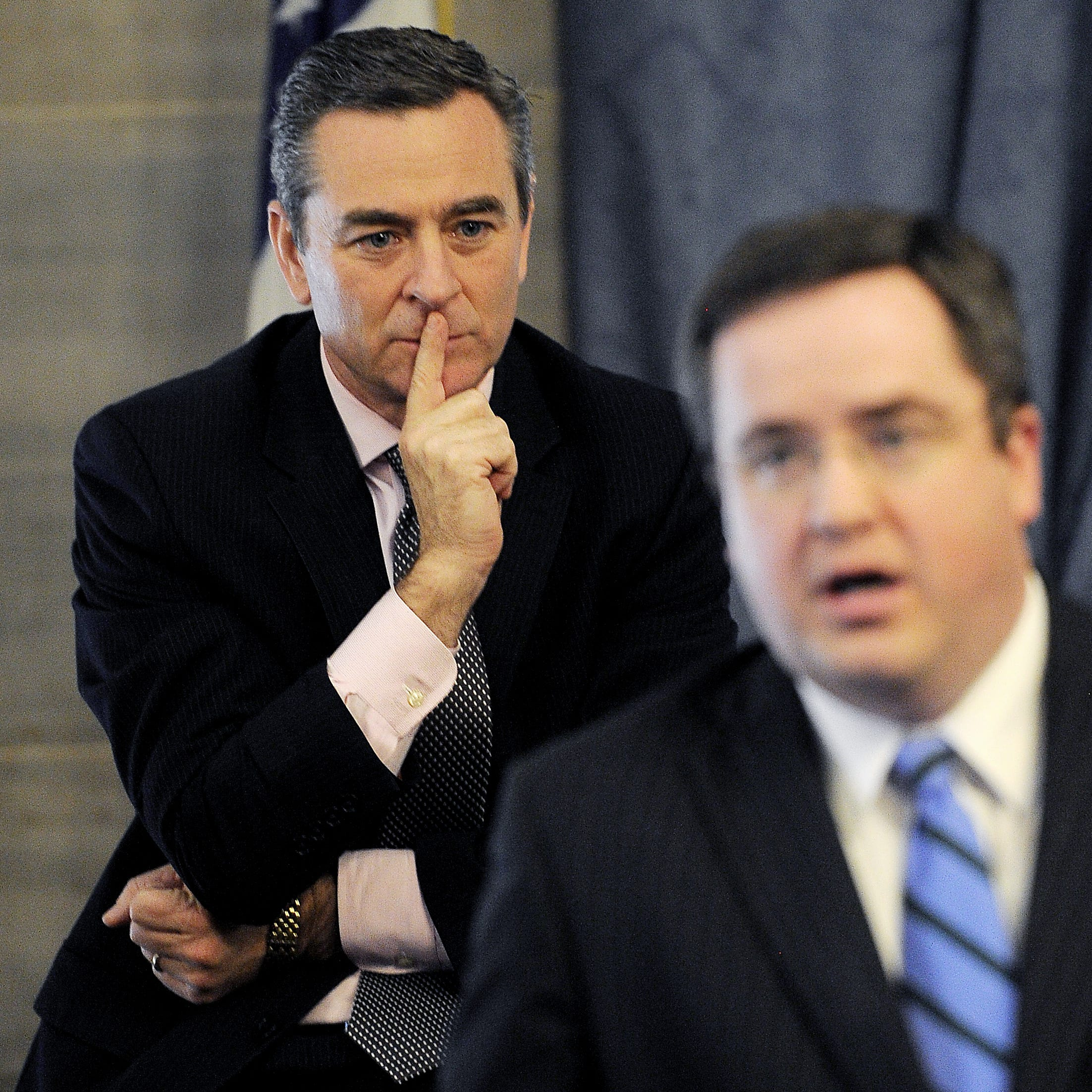Some Republicans call for Speaker Casada to resign, amid sext scandal involving his office