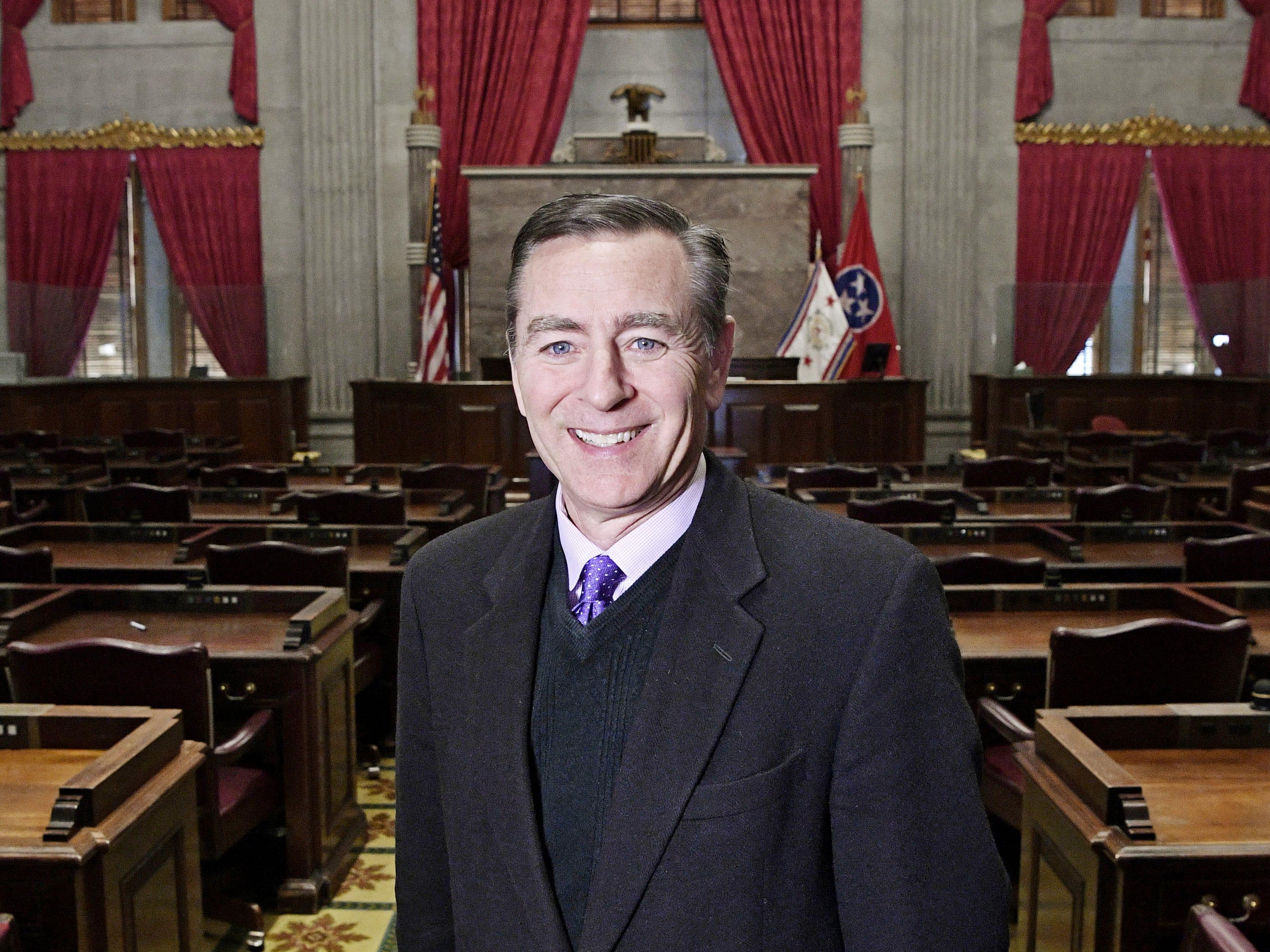 Rep. Glen Casada may soon be the next House speaker.
