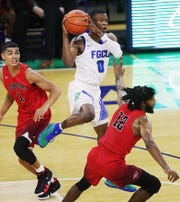 Junior Decardo Day is now the top backup at the point and he leads FGCU with 29 assists