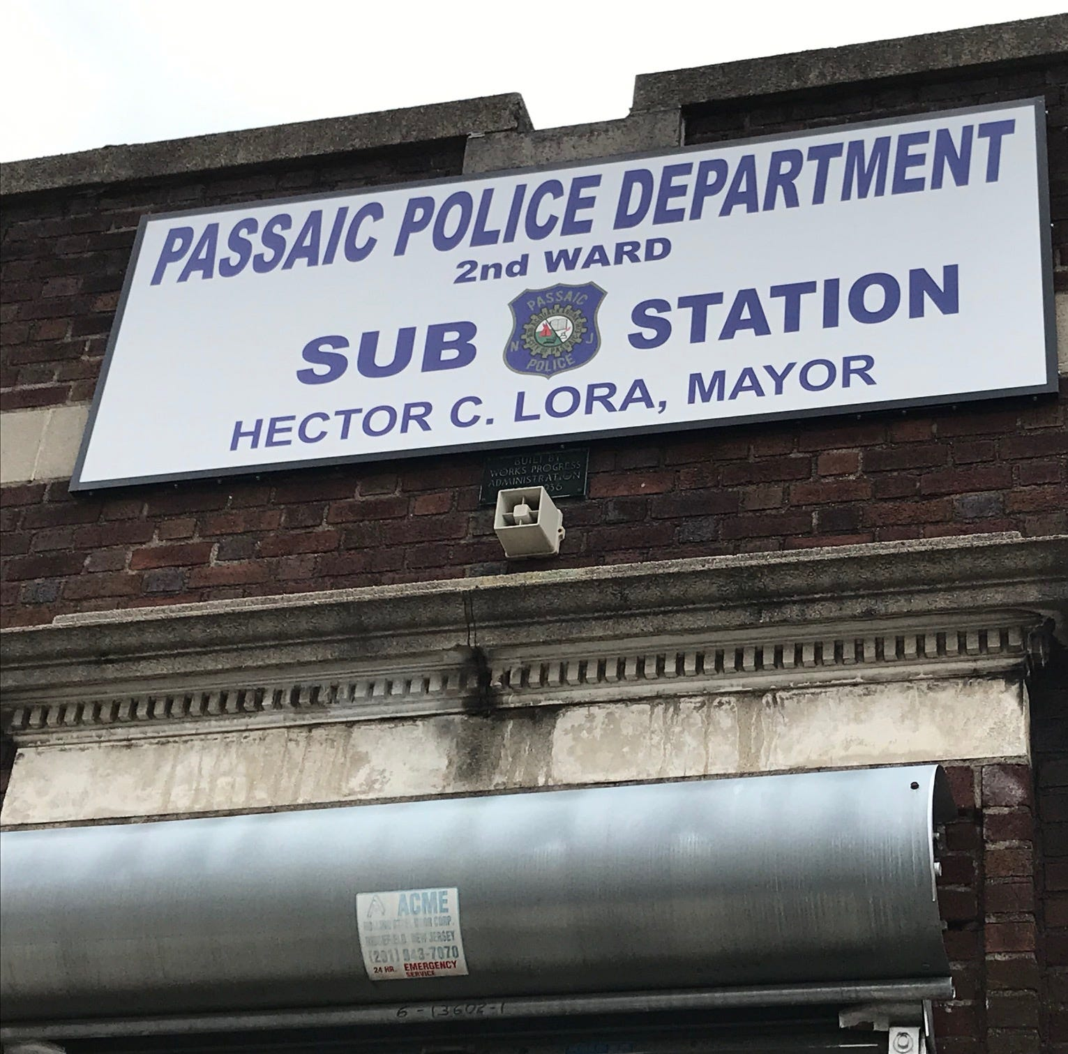 Passaic opens Myrtle Avenue police substation to fight gang violence