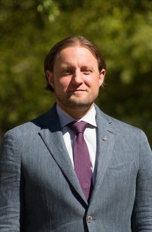New Mexico Public Education Department Secretary Christopher Ruszkowski