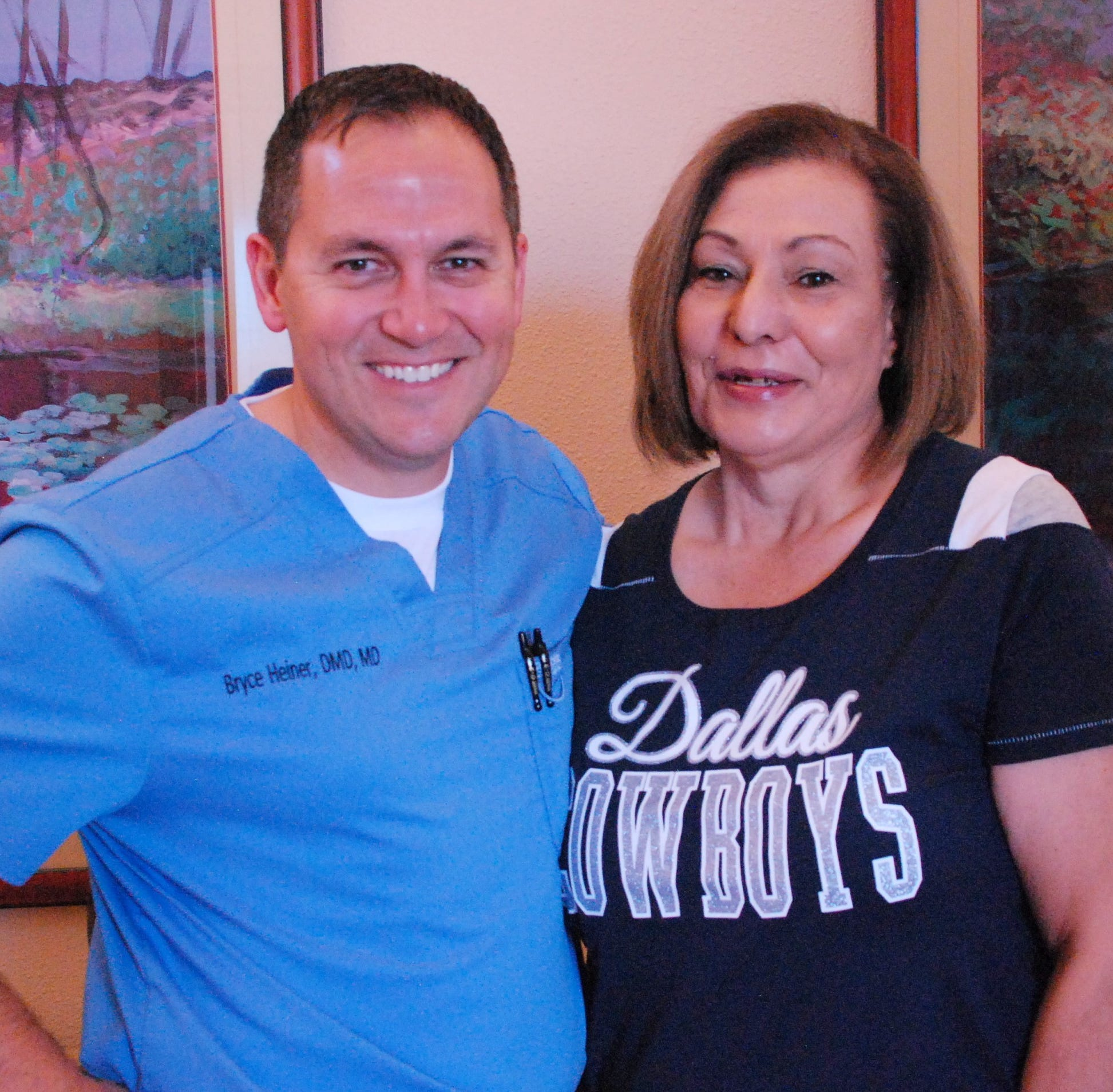 Ruidoso dentist part of team that gives woman a $50,000 smile