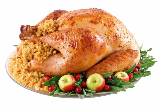 This Thanksgiving, remember not to rinse your raw turkey.