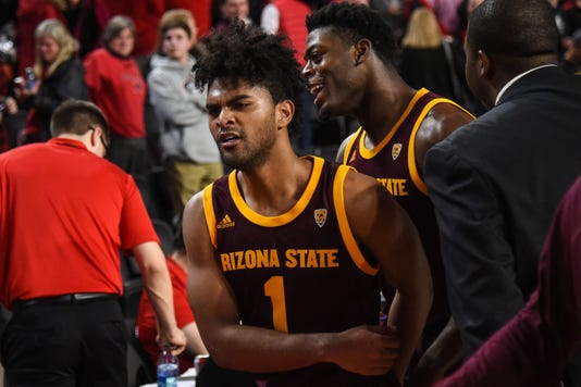 Ncaa Basketball Arizona State At Georgia