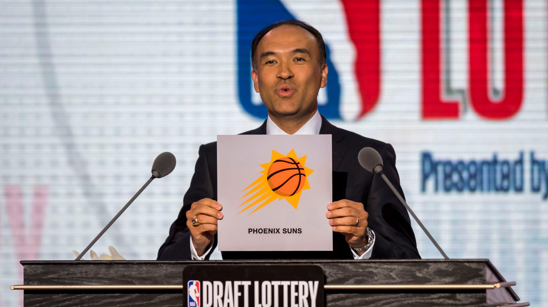 NBA draft lottery odds, draft order for 2019 NBA draft