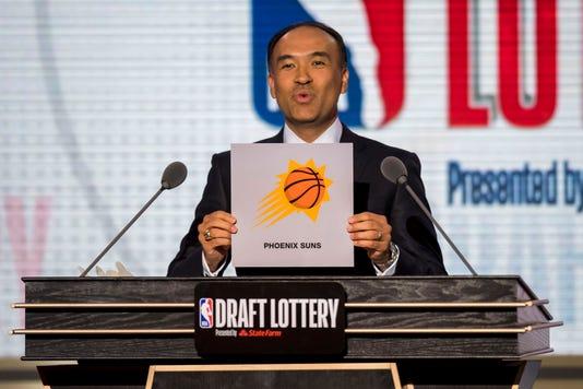 Nba Lottery Draft