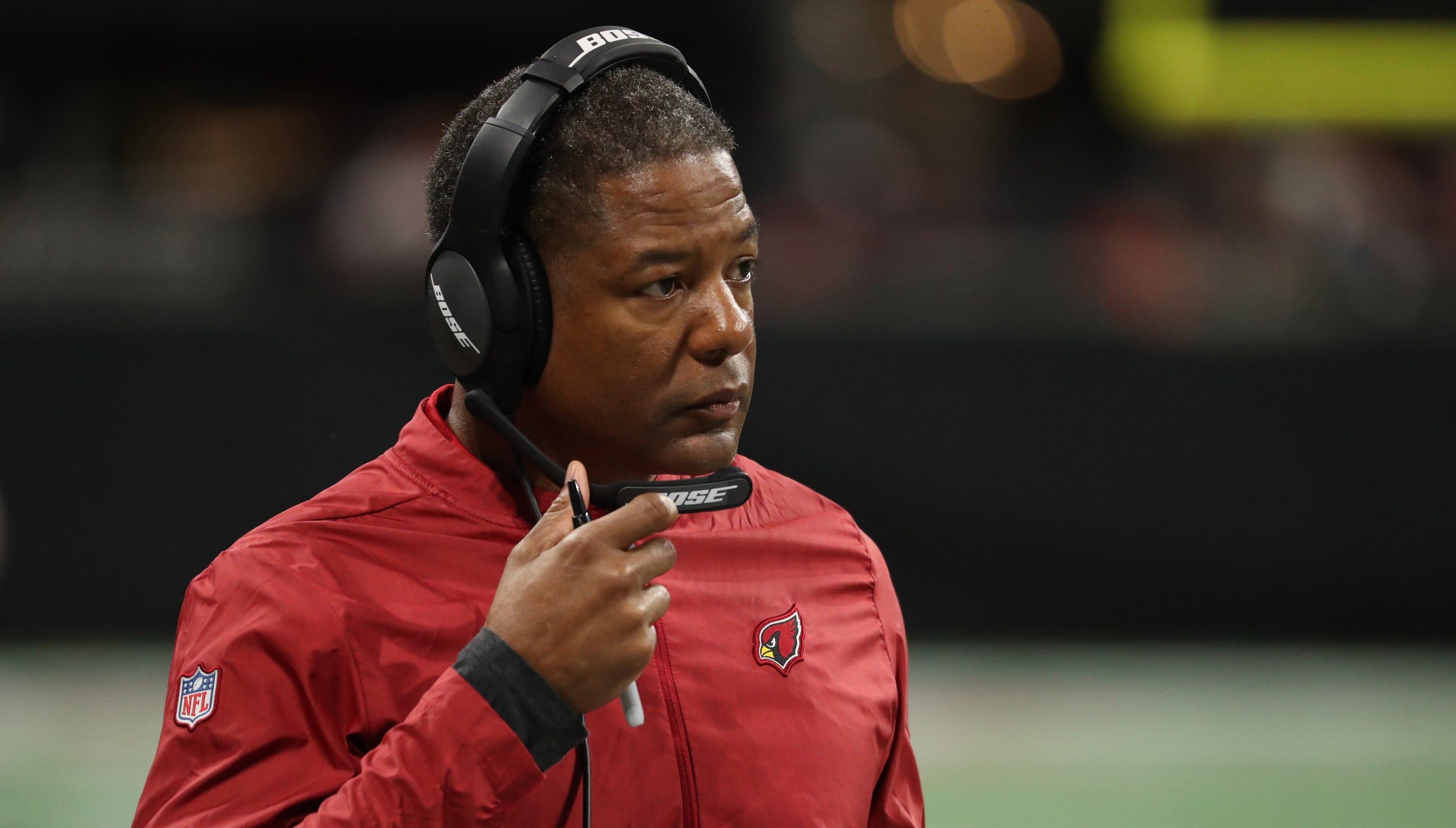 Steve Wilks fired as Arizona Cardinals head coach 199813912