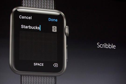 El i-Watch, una opción para regalar esta navidad.