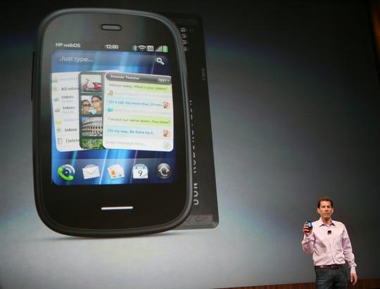 El HP Palm, una buena opción de regalo esta navidad.