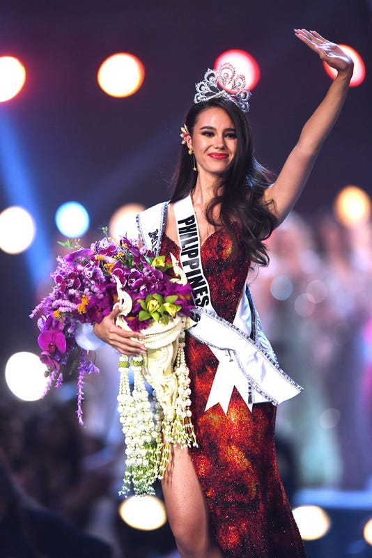 Thailand Miss Universe Pageant