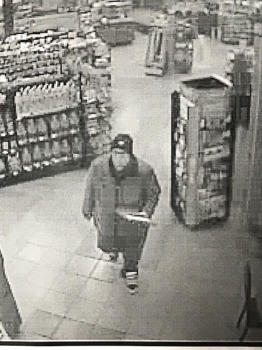 Spring Grove theft suspect