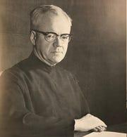 Photo of Cornelius Carr from McQuaid Jesuit yearbook