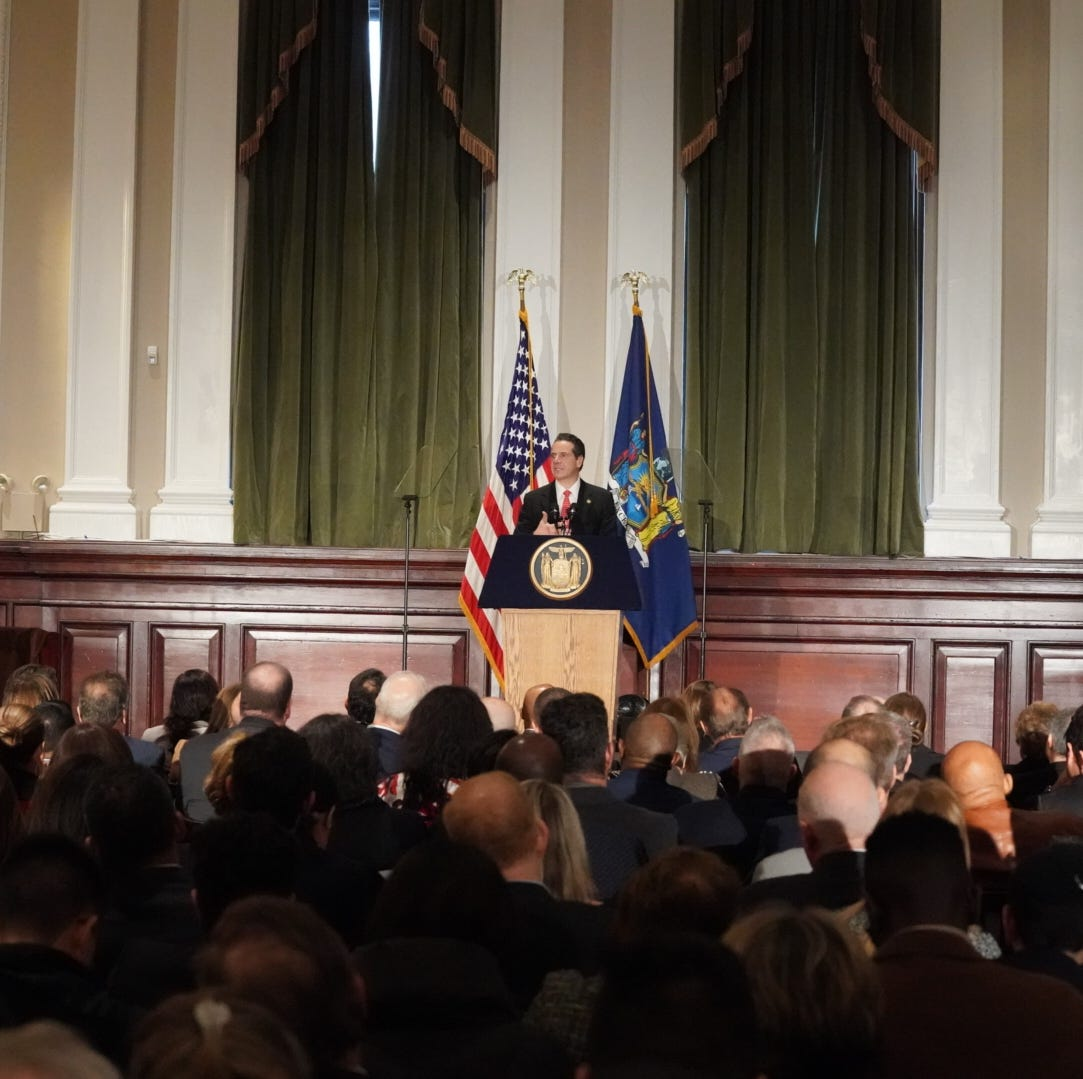 Andrew Cuomo's agenda: 10 laws he wants to change in New York