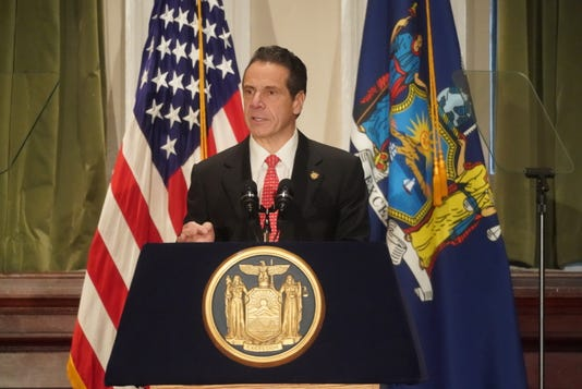Cuomo at New York City Bar Association