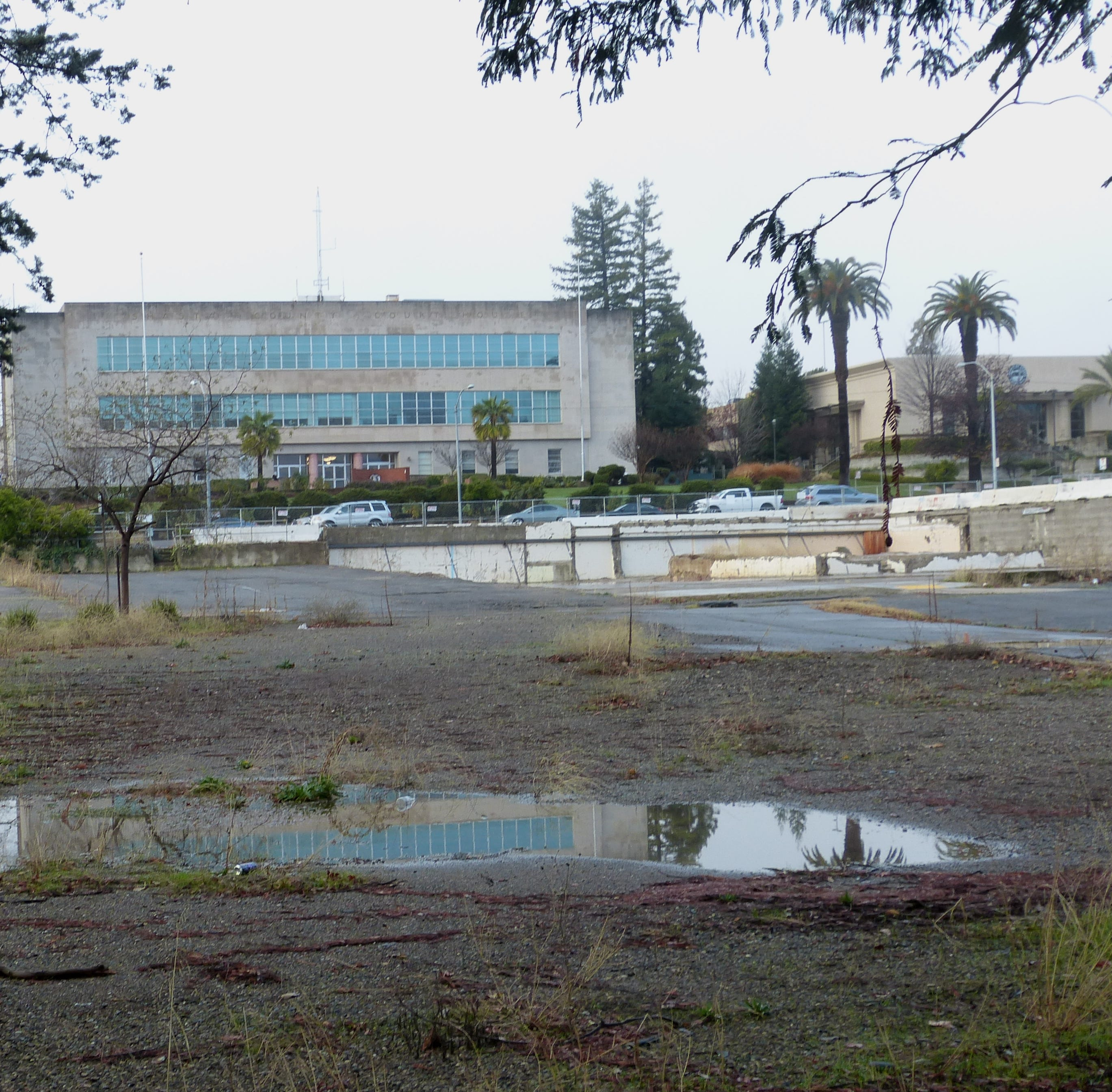 The Buzz: Site work on new Shasta County courthouse finally to start