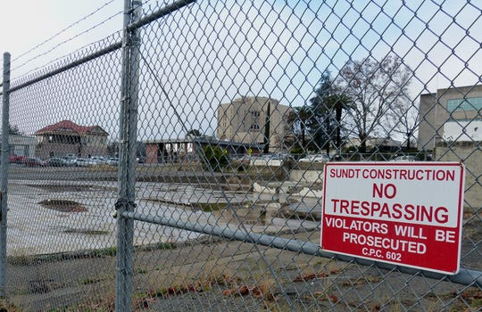 Work is expected to begin next year on the construction of a new Shasta County courthouse in Redding.