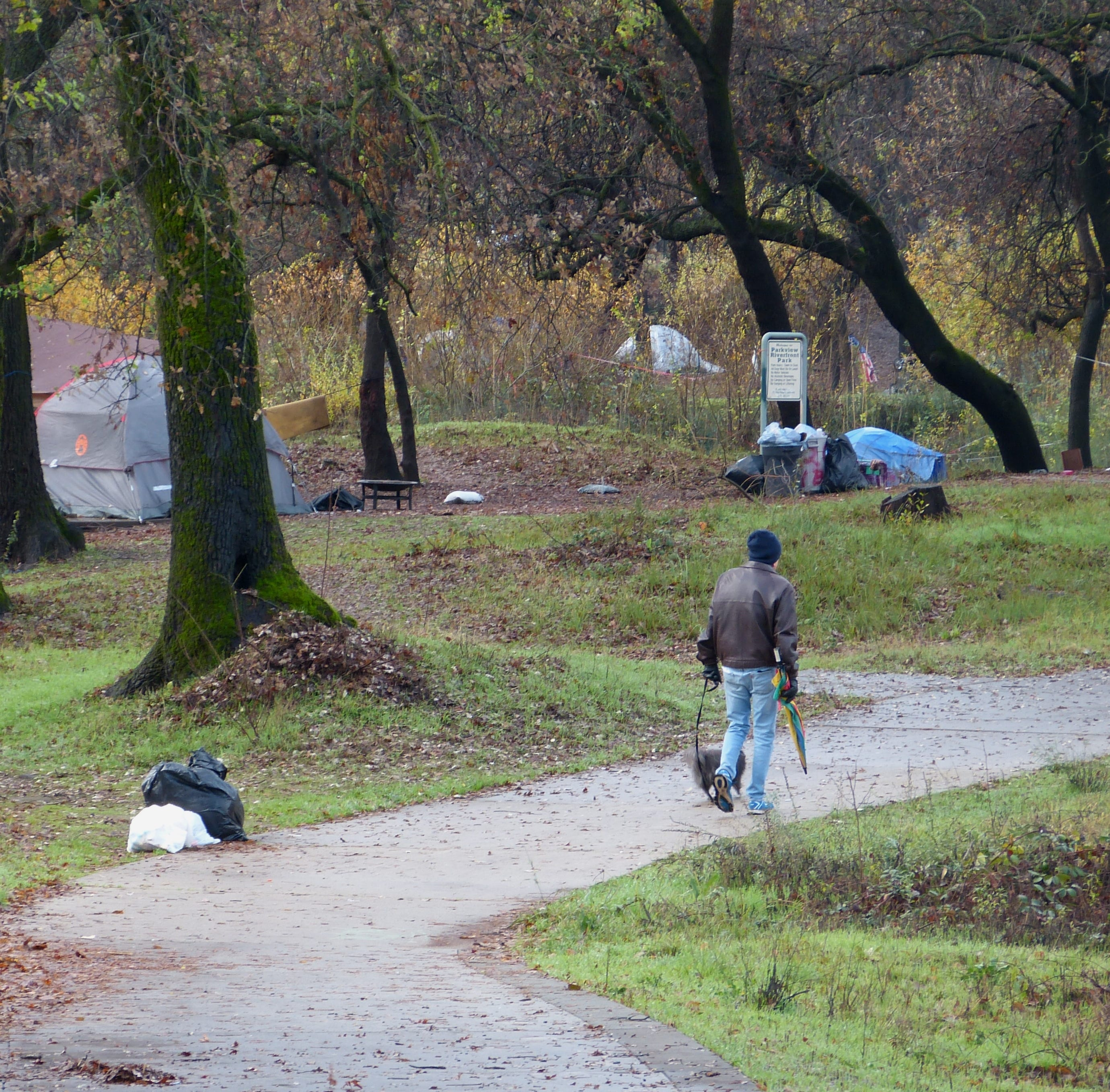 Redding takes aim at no-camping laws as more homeless tents pop up after court ruling