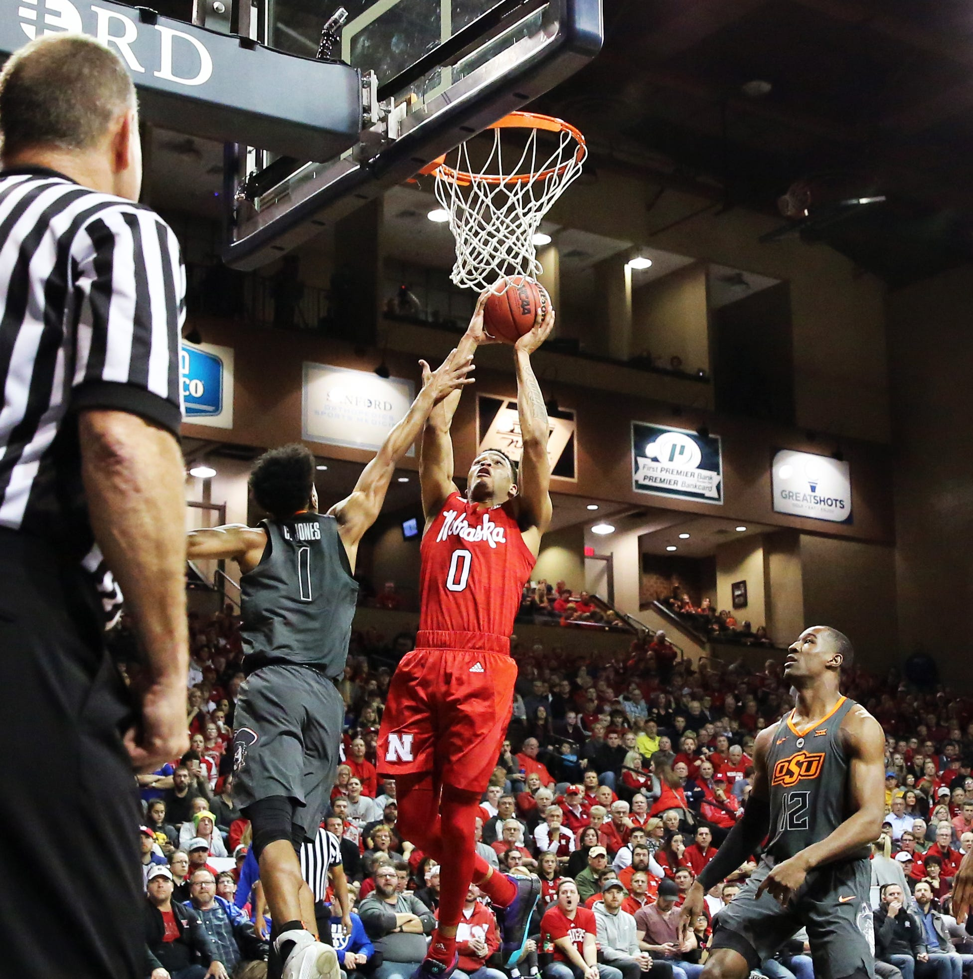 Nebraska rolls over Oklahoma State at Sanford Pentagon