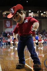 Nobody does more with a pair of jeans and button-down shirt than Herbie Husker.