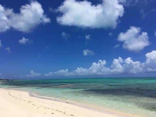 Scenes from a trip to Turks and Caicos