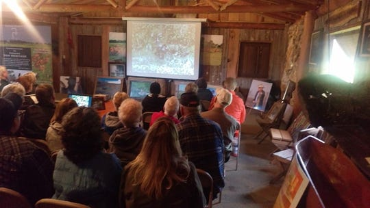 Visitors will be able to tour the family museum and watch a short PowerPoint presentation on the ranch operations.
