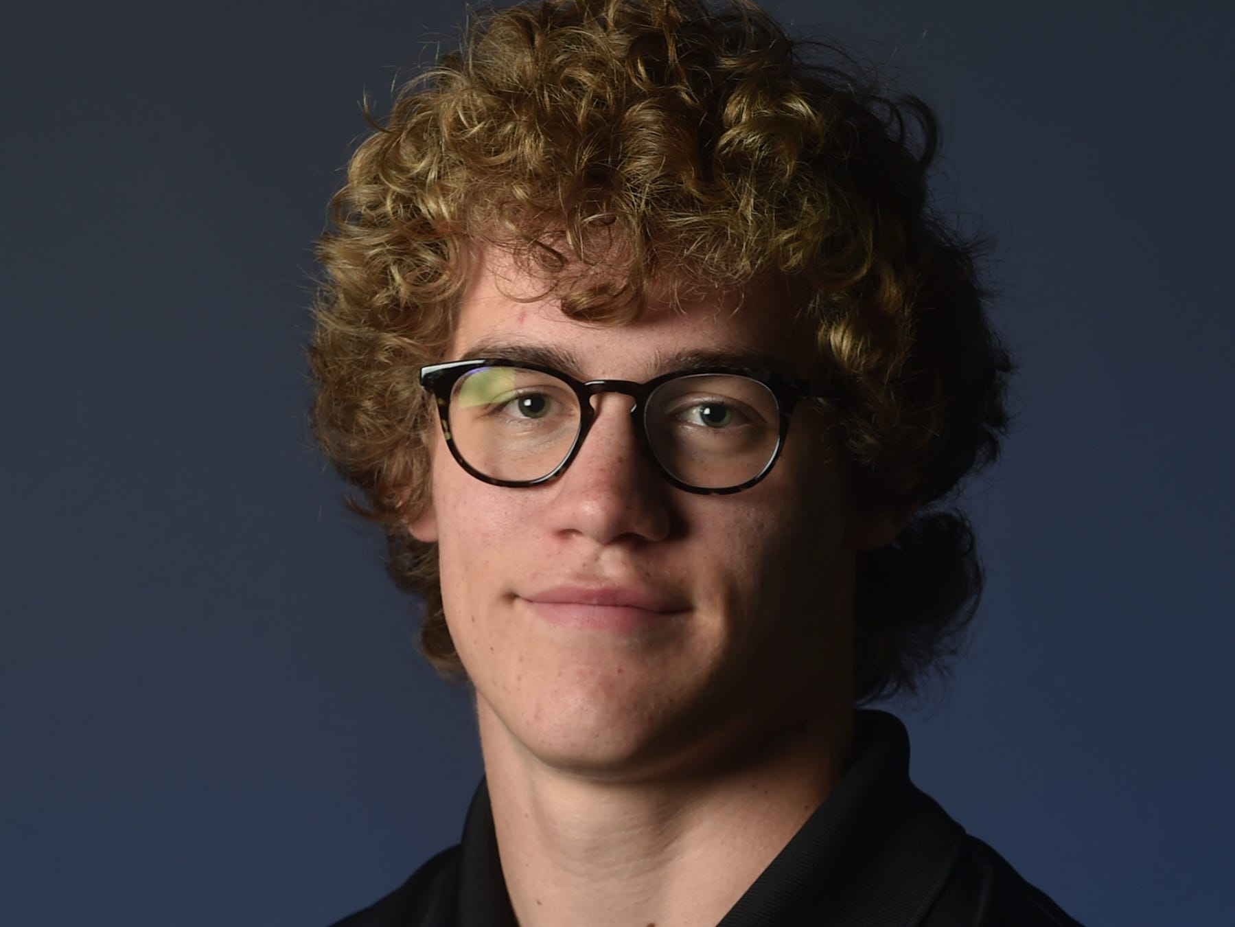 """JACK LENTHALL, Oaks Christian, Defensive line: The 6-foot-2, 215-pound senior edge rusher was an underrated cog in the Lions' blue-chip defensive front seven, which included three Pac-12 Conference commits. The Marmonte League co-Defensive Lineman of the Year had 10 sacks, 13 hurries, 15 tackles for losses, four forced fumbles, three fumble recoveries and an interception. He had a three-sack game in the 56-14 win over Alemany. He and his twin brother Nate also star for the Oaks Christian lacrosse team. He enjoys watching """"Friends,"""" listening to 21 Savage and eating steak. His favorite athlete is Khalil Mack and he roots for the Chicago Bears."""