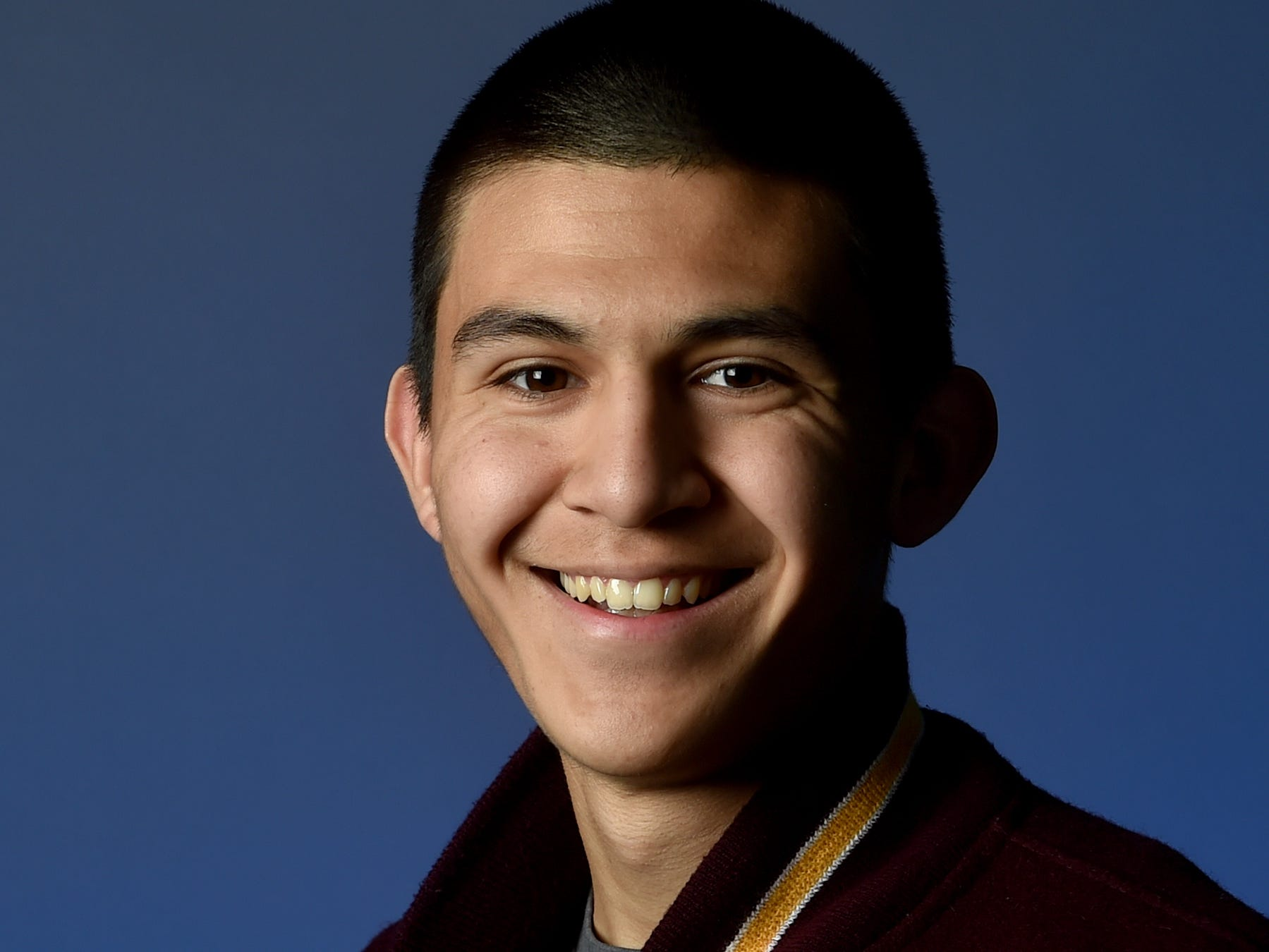 "JOSHUA MONCADA, Simi Valley: The senior earned Runner of the Year honors in the Coastal Canyon League. Moncada finished third in the league finals at 16:06.7, took fourth at the Ventura County Championships in 15:33, was 26th at the CIF-SS Division 2 finals and 42nd at the Division II state meet. The team MVP enjoys drawing, game design and playing with his dog. His favorite movie is ""Real Steel"" and his favorite TV show is ""The Walking Dead."" His favorite band is Gorillaz and lists chicken casserole as his favorite food. He lists his brothers as his favorite athletes and roots for the Denver Broncos and New England Patriots."