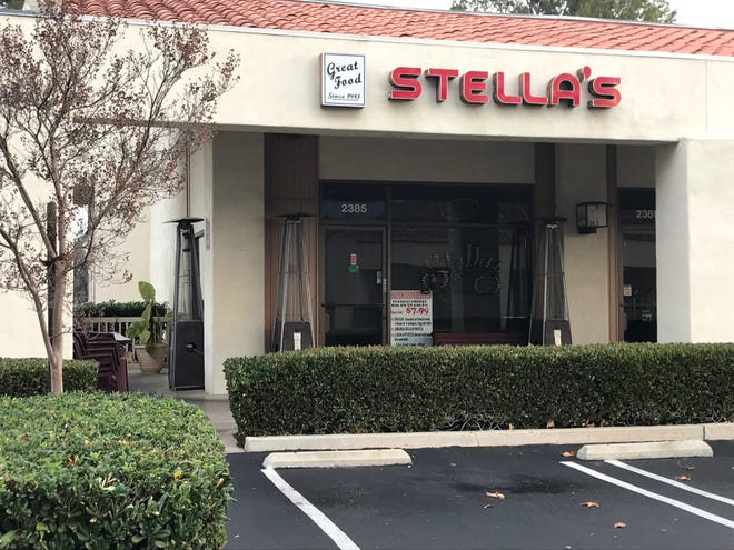 Stella's Gourmet Restaurant in Newbury Park has been drawing breakfast, lunch and dinner crowds since 1981.