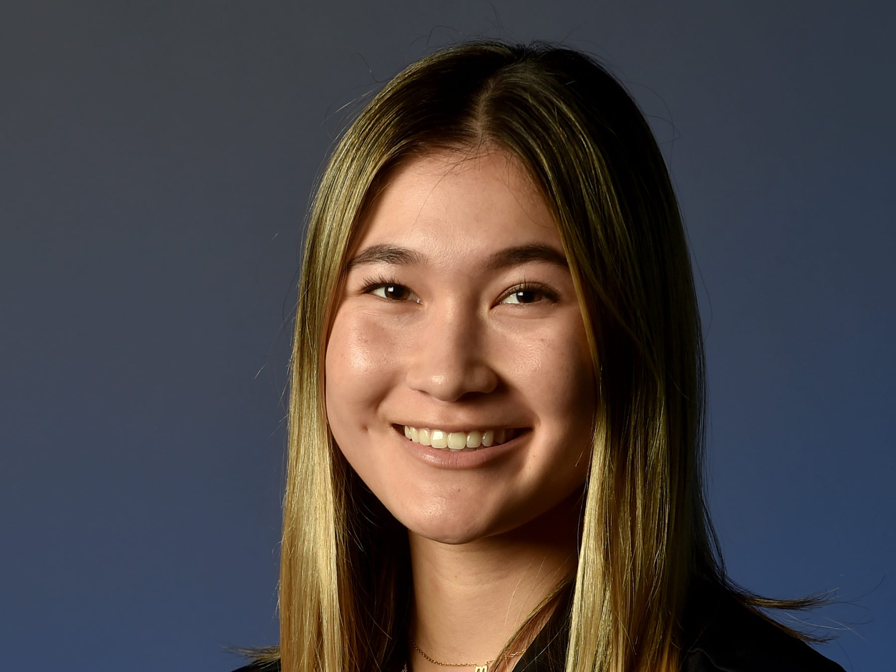 "MARISA D'AMORE, Westlake: The junior had a season scoring average of 36.5 for nine holes and 76.4 for 18. D'Amore helped Westlake finish second at the Northern Division Team Championships, shooting a 72. She was a first-team selection in the Marmonte League. D'Amore enjoys graphic design and Lego building. Her favorite movie is ""Bohemian Rhapsody,"" her favorite TV show is ""The Office,"" and her favorite singer is Drake. She enjoys eating sushi and is a fan of Tiger Woods."