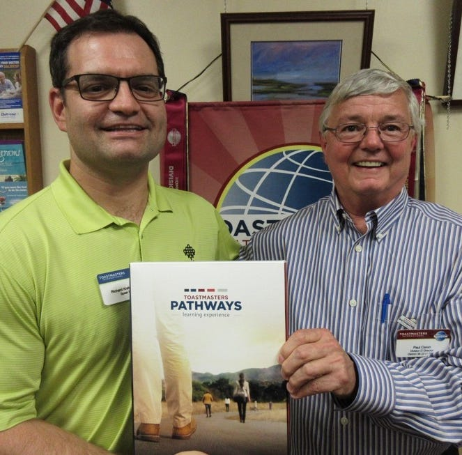 Toastmasters International launches Pathways
