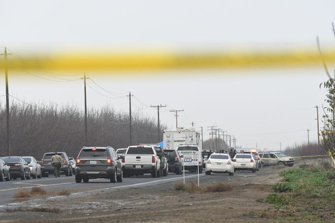 Tulare County deputies are working with Visalia and Tulare police to figure out the connection between multiple shootings.