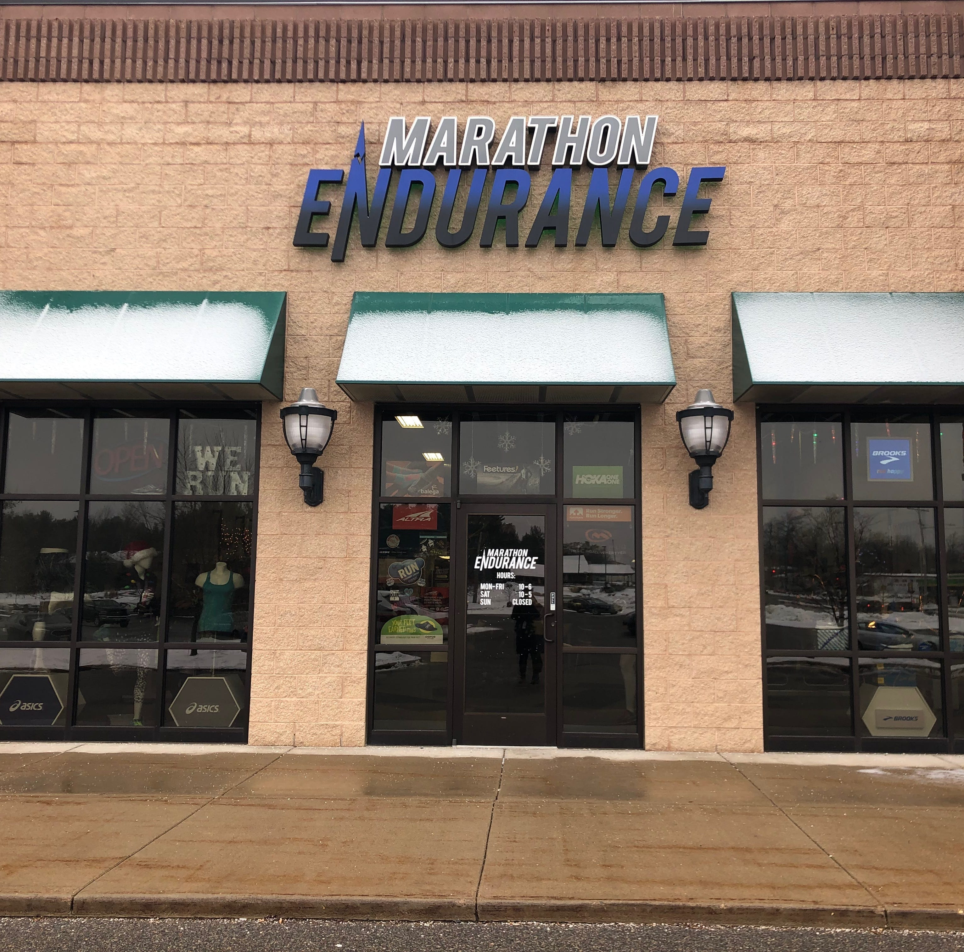 Marathon Endurance in Weston to close its doors