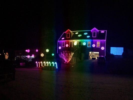 Best holiday lights