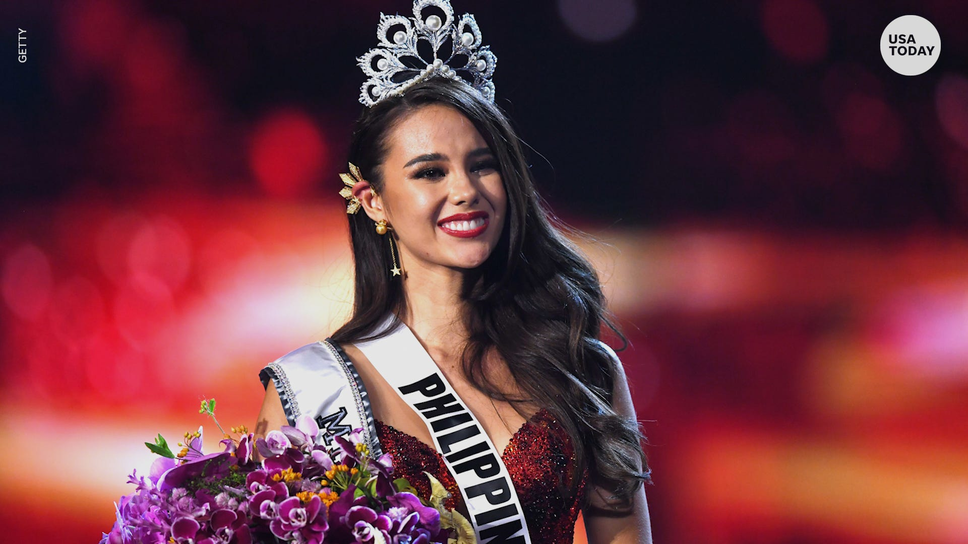 Biggest moments you missed at Miss Universe 2018 Who won, near falls and  forgotten words