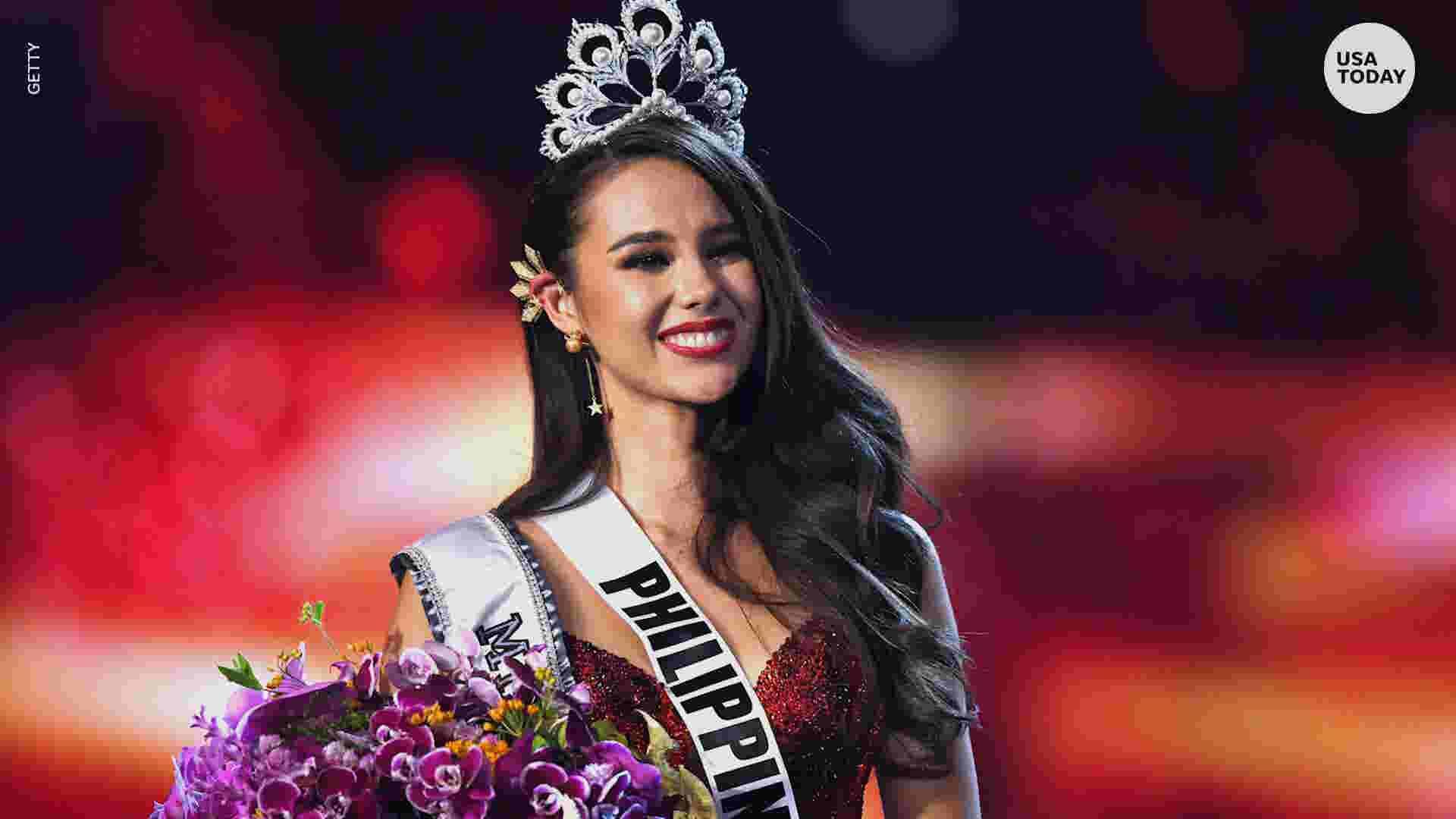 Miss Universe 2018 Philippines Catriona Gray Wins Steve Harvey Hosts