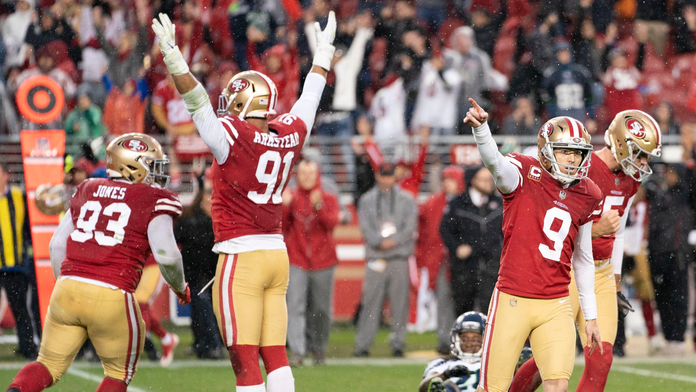 d5d44ac3 San Francisco 49ers beat Seattle Seahawks in OT