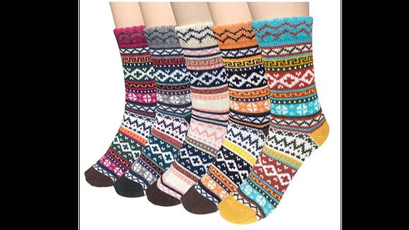 Everyone needs a new pair of socks.