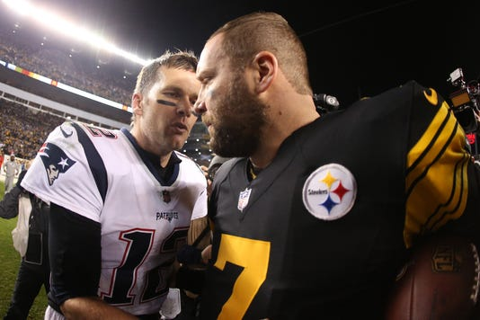 Nfl New England Patriots At Pittsburgh Steelers