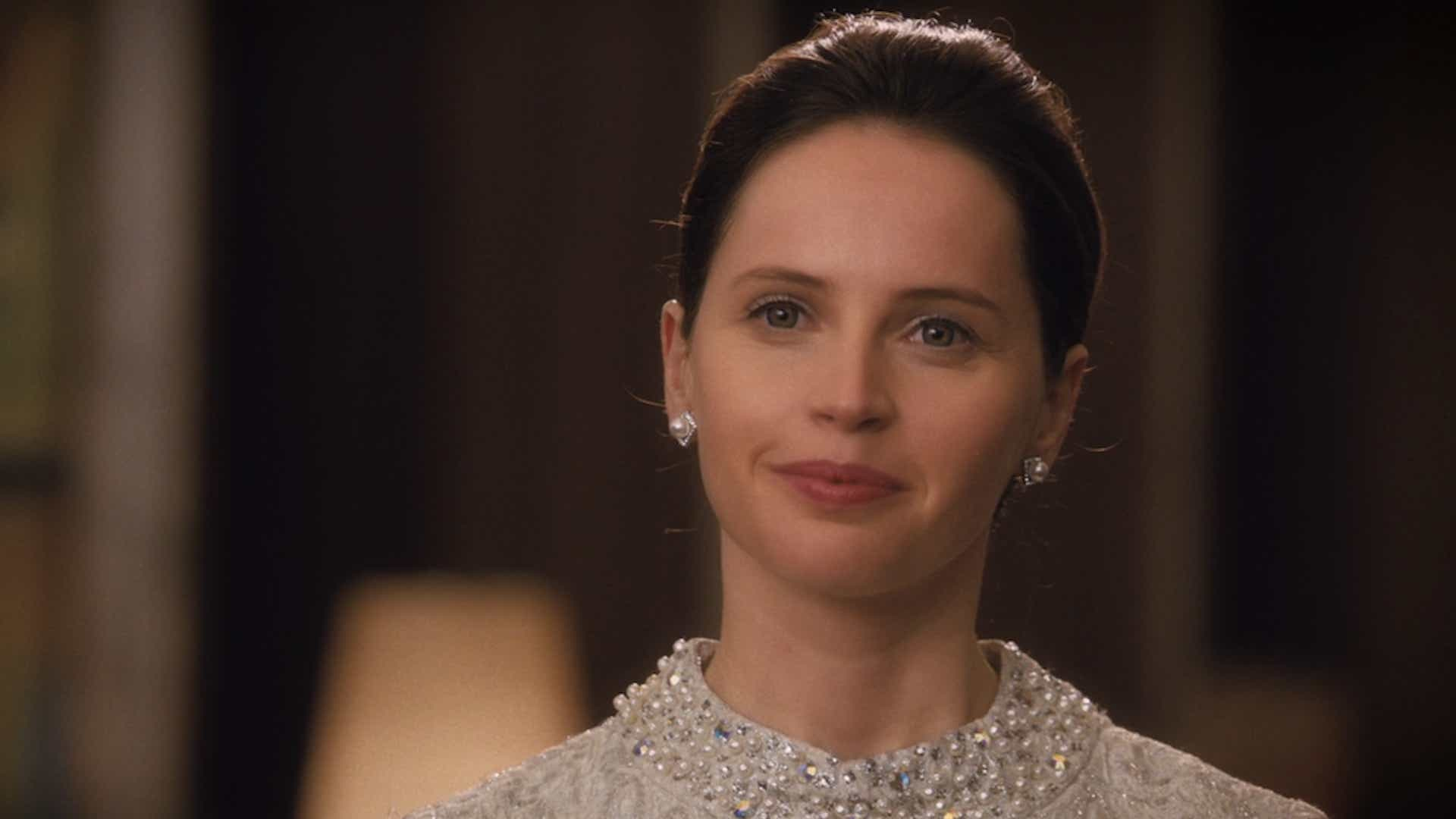 Felicity Jones is young Ruth Bader Ginsburg in 'On the Basis of Sex'
