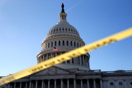 Ap Budget Battle A Usa Dc