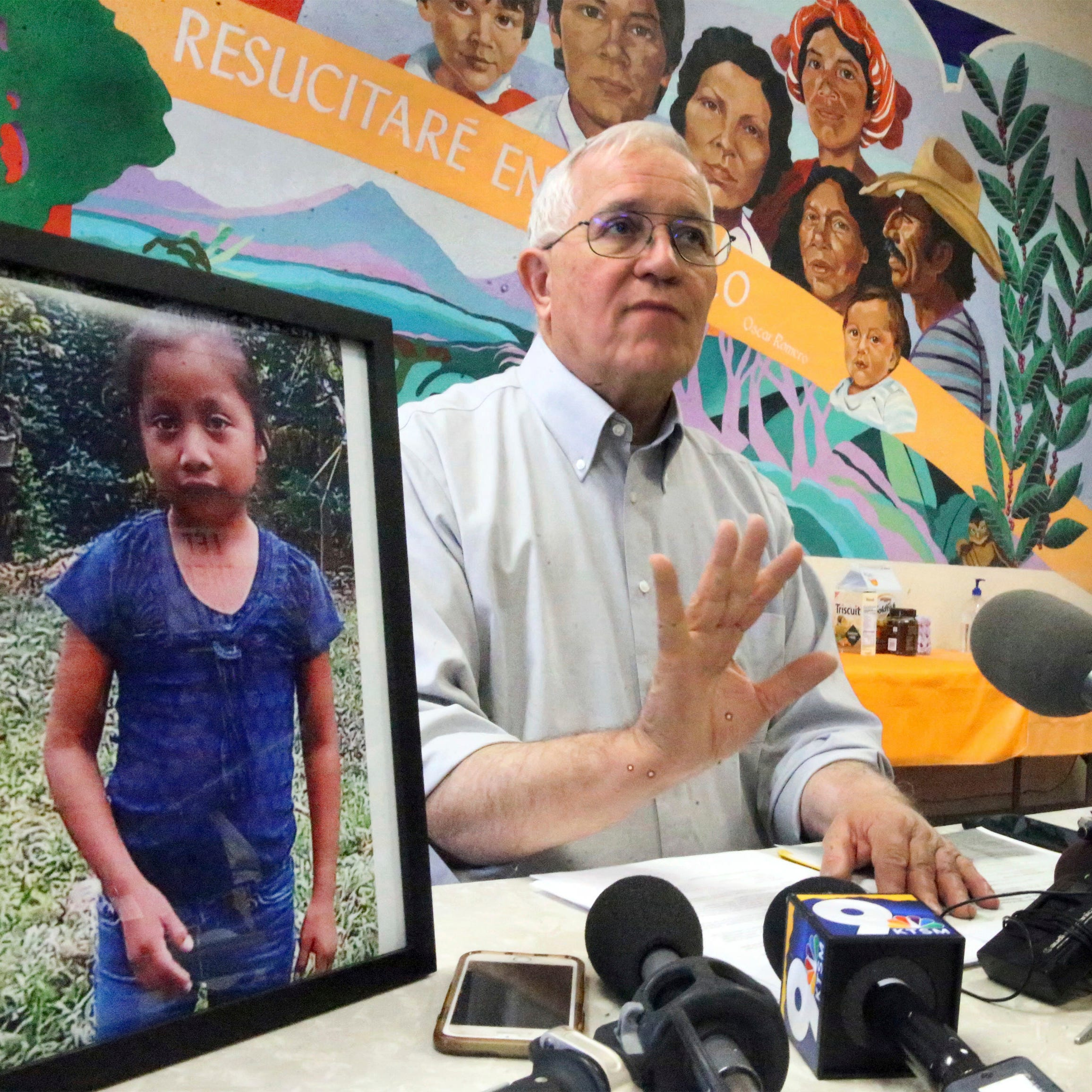 Congress told it can't interview agents who detained 7-year-old migrant girl who died