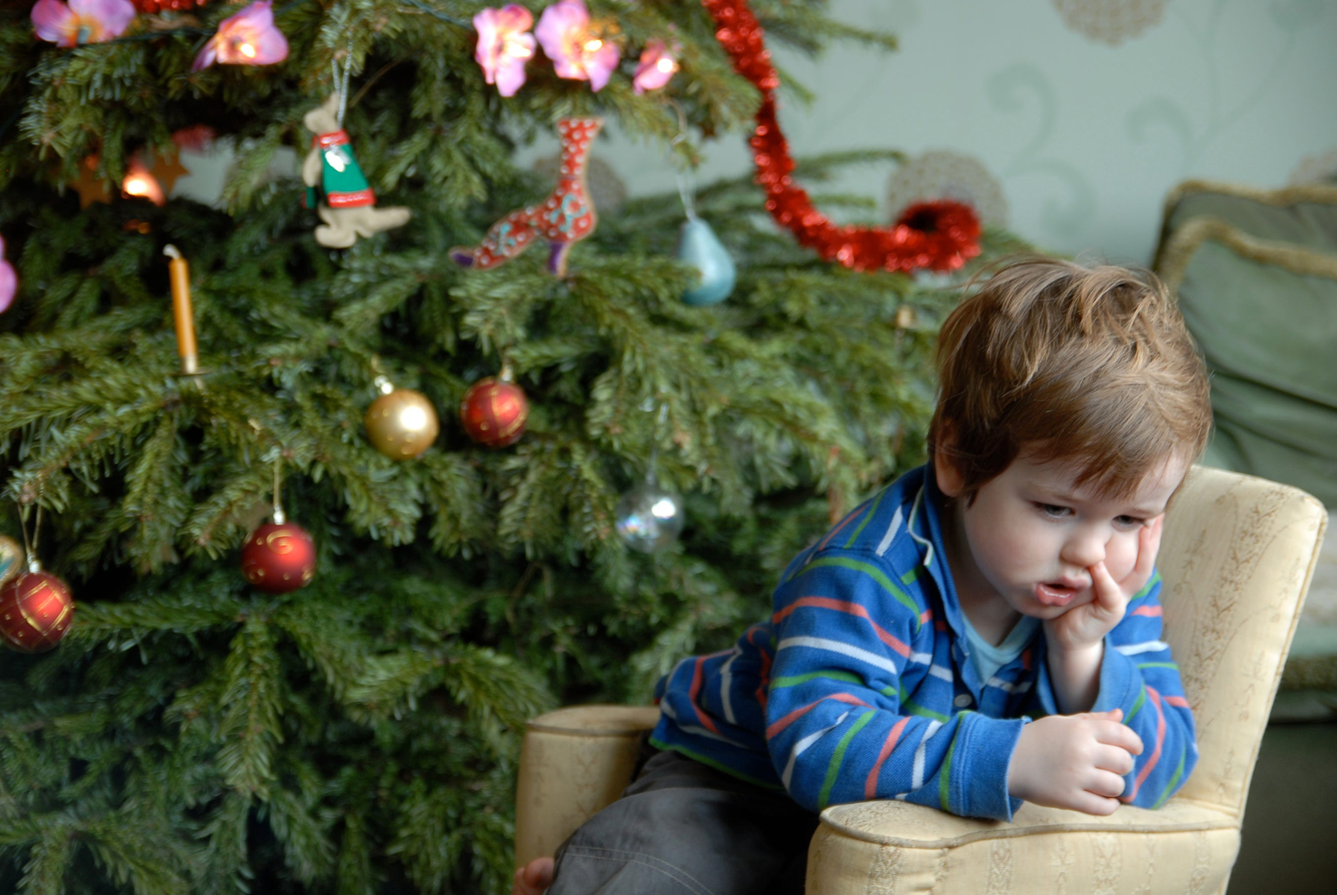 Why parents, not Santa, should give the expensive gifts